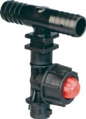 Dry Boom Nozzle Holder with Valve 8235009